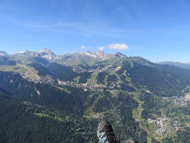 Courchevel la riche